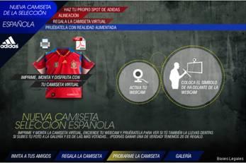 Adidas Camiseta Selección Española de Fútbol